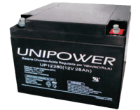 Bateria selada Unipower UP12280