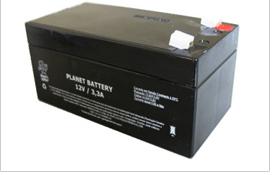 Bateria selada Planet 12V 3.3ah