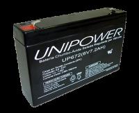 Bateria selada Unipower  UP 672