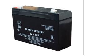 Bateria selada Planet 6V 12ah