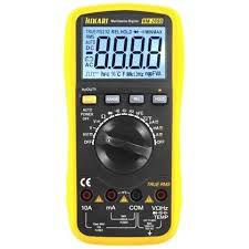 Multímetro Digital Hikari Hm-2090 - Auto Range - True Rms