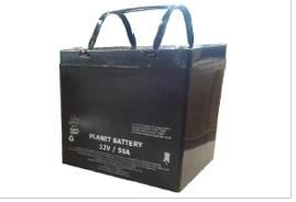 Bateria selada Planet 12V 55ah