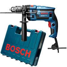 Furadeira Ind. 1/2 Gsb 16re 750w C/ Rev. E Mal Bosch (110v)