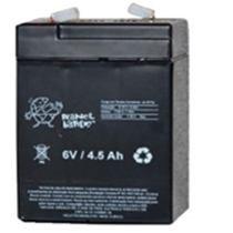 Bateria selada Planet 6V 4.5ah