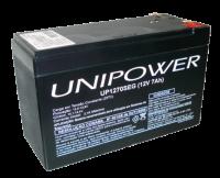 Bateria selada Unipower UP1270 SEG