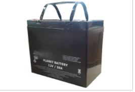 Bateria selada Planet 12V 50ah