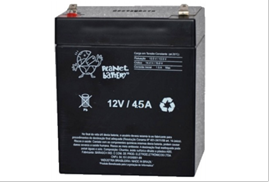 Bateria selada Planet 12V 4.5ah
