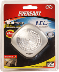 Lanterna-Luz de toque AAA