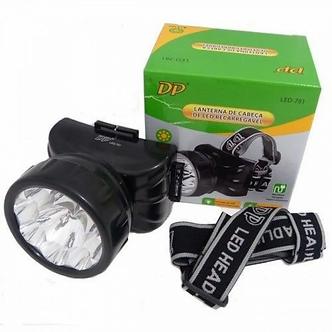 Lanterna de cabeça LED light DP-781