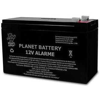 Bateria selada Planet 12V Alarme