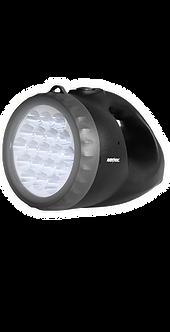 Lanterna - RECARREGÁVEL HÍBRIDA COM 19 LEDS