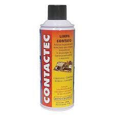 Limpa Contato Solvente Contactec 217g 350ml Implastec