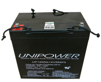 Bateria selada Unipower UP12550
