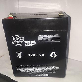 Bateria selada Planet 12V 5ah