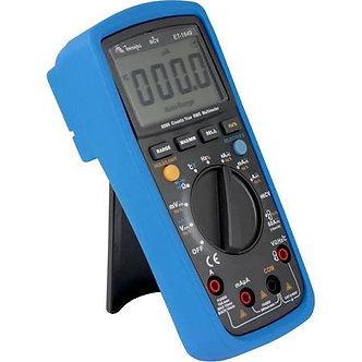 Multimetro Digital com Detector de Tensao sem Contato