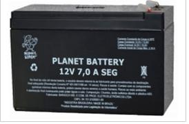 Baterias selada Planet 12V 7,0ah SEG