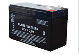 Bateria selada Planet 12V 7L
