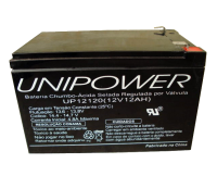 Bateria selada Unipower UP12120