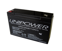 Bateria selada Unipower UP 6120