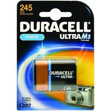Bateria Duracell- 245 (Photo)