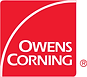 Owens corning, roofing, insulation, composite, logo