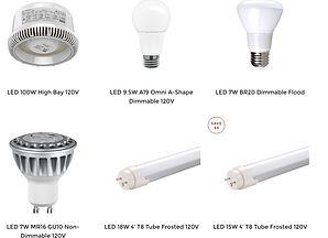 monitor, online store, shop, high bay, tube, LED, bulb