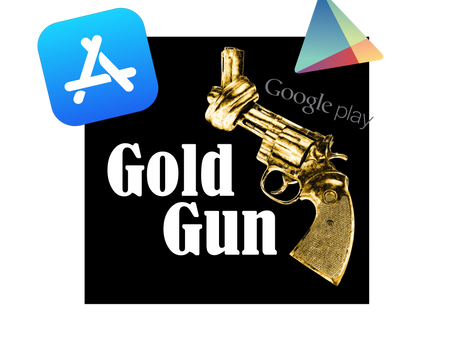GoldGun now also on the App Store