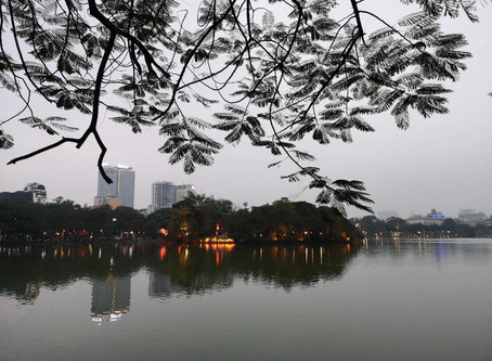 Hanoi vu par Michel - 04/02/2019