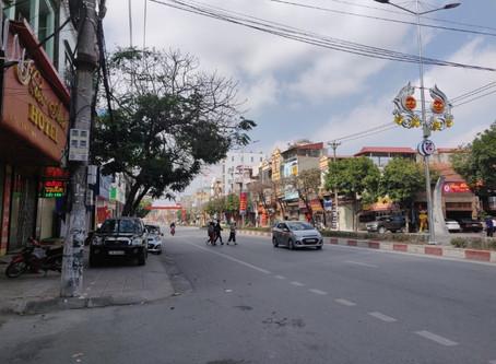 Arrivé à Tam Coc - 09/02/2019