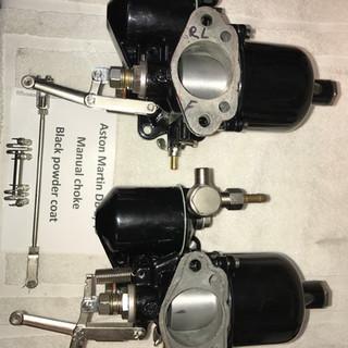 Aston Marting DB 2-4 SU H6 black powder