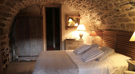 Chambre d'hote pierres
