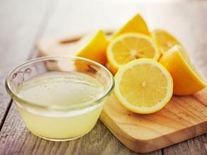 La primavera sta arrivando: ora e' il momento per disintossicarci naturalmente con il limone!