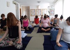 Sta per cominciare il Corso di Yoga Post Parto >>Intensivo<<