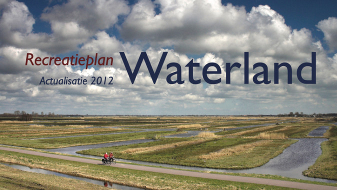 SMARTLAND en Bureau BUITEN ontwerpen het Recreatief Grid van Laag Holland/Amsterdam Wetlands!