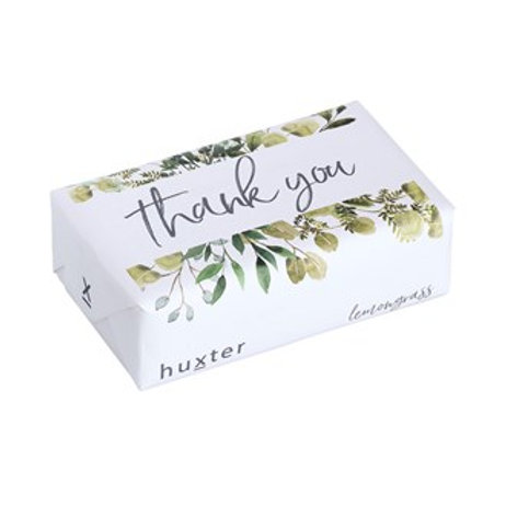 HUXTER - All Natural Soap -Thank you