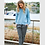 Thumbnail: 3RD STORY - Newhaven Sweater - Duck Egg Blue