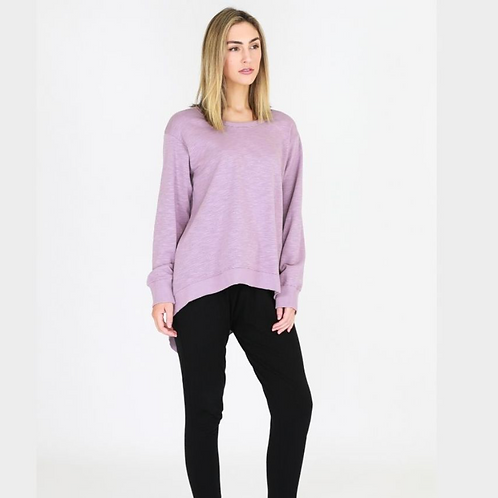 3RD STORY - Newhaven Sweater - Lilac