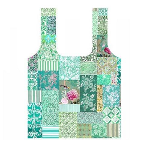 Anna Chandler Folding Shopping Bag - Primavera