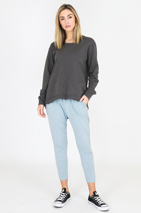 3RD STORY - Newhaven Sweater - Ash