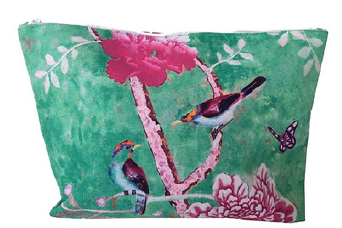 Anna Chandler - Cosmetic Bag - Chinoiserie