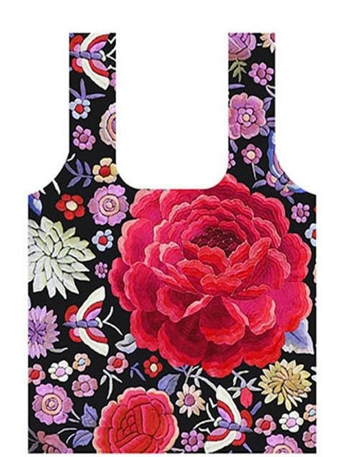 Anna Chandler Folding Shopping Bag - Flamenco