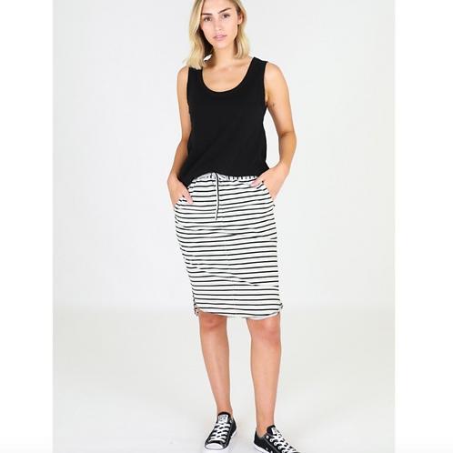 3RD STORY - Olivia Skirt - Stripe