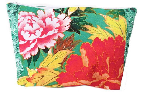 Anna Chandler - Cosmetic Bag - Floral