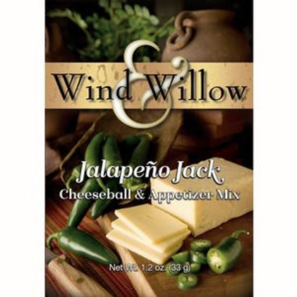 W&W Jalapeno Jack Cheeseball Mix