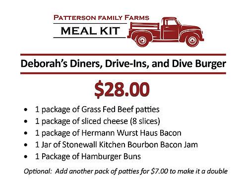Deborah's Drive In, Dinner's And Dive Burger