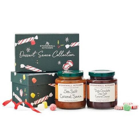 Gift Box -- Stonewall Kitchen Dessert Sauce Box