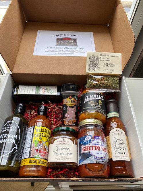 Gift Box -- The Gourmet BBQ Box