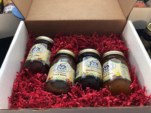 Gift Box -- Jams, Jams and More Jams