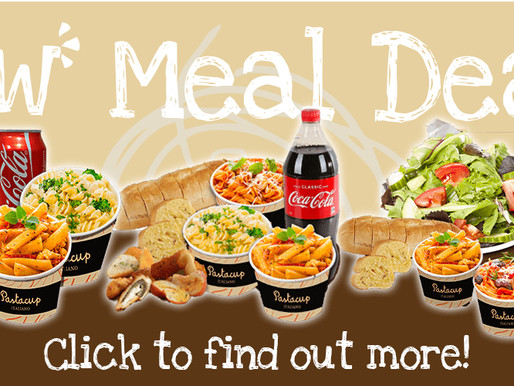 *New* Meal Deals