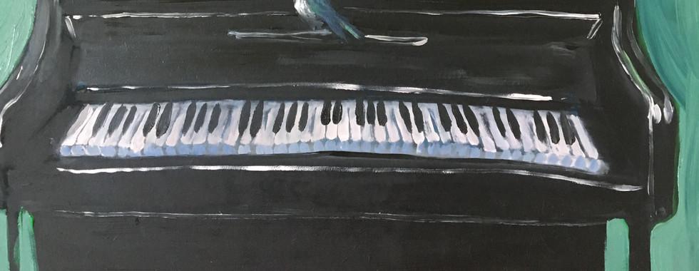 Girl on piano 2